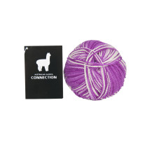 YARN HAND KNITTING 4PLY VARIEGATED LOLLYPOP
